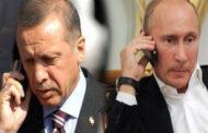 بوتين لأردوغان.. قلقون إزاء استمرار القتال والانخراط المتزايد للإرهابيين من الشرق الأوسط في نزاع قره باغ