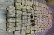 السلطات السورية تصادر 200 كيلو غرام من مادة الحشيش بعد محاولات إدخالها