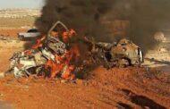 البنتاغون يعلن مقتل قياديَين بارزَين في تنظيم القاعدة بغارة أمريكية في إدلب بسوريا