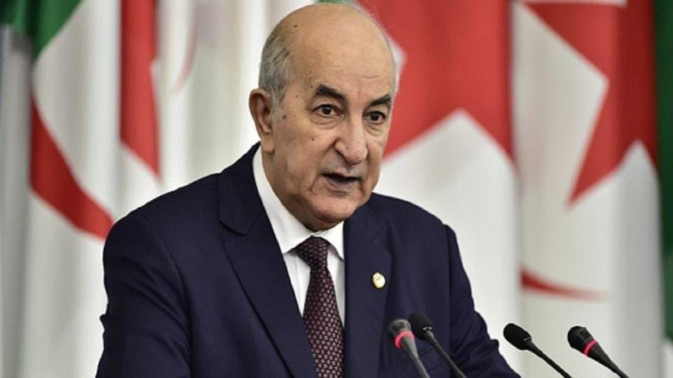 الرئيس الجزائري يحذر من تكرار السيناريو السوري والصومالي في ليبيا
