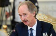 بيدرسون يعلن فشل اللجنة الدستورية السورية البدء في صياغة ميثاق جديد في جلستها الخامسة