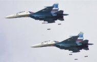 المقاتلات الروسية تقصف غرب إدلب.. والقوات الحكومية تقصف جبل الزاوية