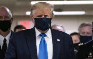 بعد إعلان إصابته..من تمنّى الشفاء للرئيس الأميركي... ومن انتقده؟