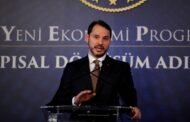 استقالة صهر اردوغان من منصب وزير المالية.. وارتفاع قيمة الليرة التركية مقابل الدولار