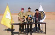 التحالف الدولي: سنواصل القيام بدوريات أمنية لحماية منطقة شمال شرق سوريا