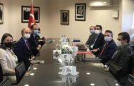 بيدرسون يلتقي المسؤولين الأتراك بعد لقائه بالإيرانيين