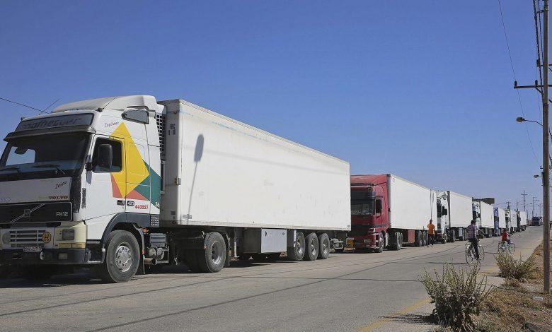 السعودية تطلب من العراق تأمين طريق ترانزيت يربط سوريا بالمملكة عبر العراق