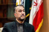 عبداللهيان خلال استقباله بيدروسون: ايران تدافع بقوة عن سوريا وأمنها