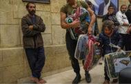 مفوضية الأمم المتحدة لشؤون اللاجئين: 270 أسرة سورية هربت من قرية لبنانية بعد احتجاجات على مقتل شاب