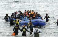 خفر السواحل اليوناني يعثر على 13 مهاجرا سوريا وينتشل جثة عند أحد شواطئ جزيرة رودس