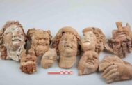 اكتشاف تماثيل وأقنعة من العصر البرونزي في ولاية أوردو التركية