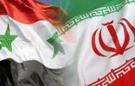 غرفة التجارة الإيرانية السورية: طهران بصدد إلغاء المنع عن كافة السلع المصدرة إلى دمشق