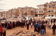 أزمة خبز في مدينة القامشلي.. طوابير أمام الأفران