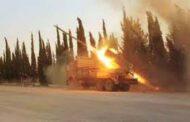 القوات الحكومية تستهدف مواقع الفصائل بريف حماة.. وتواصل القصف المتبادل بينها وبين فصائل