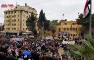 الحسكة.. السلطات السورية تحمل