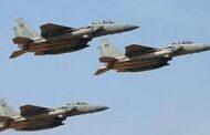 المقاتلات الروسية تشن 95 غارة على مواقع تنظيم داعش في البادية السورية