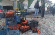 تل ابيض.. مقتل 3 أشخاص وإصابة اثنين آخرين بانفجار دراجة نارية
