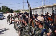 اشتباكات بين عناصر الفوج 47 التابع للحرس الثوري الإيراني والدفاع الوطني التابع للحكومة السورية في البوكمال