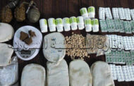 فرع مكافحة المخدرات يلقي القبض على سبعة أشخاص من متعاطي ومروجي المواد المخدرة في حلب