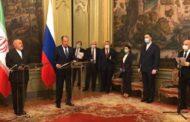 ظريف: وجهات النظر بين إيران وروسيا بشأن سوريا متطابقة إلى حد كبير