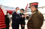 وزير الدفاع التركي يصل إلى بغداد.. وبرلماني عراقي يعتبر القواعد التركية في العراق