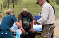 تناول الفطر وشرب المياه من السد..العثور على رجل تاه 18 يوماً داخل غابة أسترالية