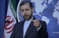 المتحدث باسم الخارجية الإيرانية ينفي قيام بلاده إنتاج معدن اليورانيوم