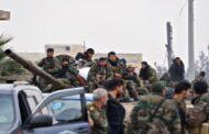 القوات الحكومية تعيد تموضعها بالريف الغربي من درعا.. وتقيم نقاط مشتركة في طفس مع عناصر القيادي السابق في الفصائل المحلية