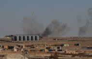 القوات التركية والفصائل تقصف قرى عين عيسى.. و