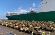 بريطانيا ترسل 100 عربة مدرعة إلى لبنان لحماية حدوده مع سوريا