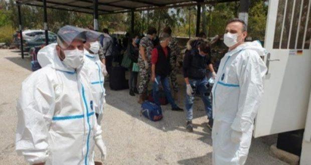 السلطات اللبنانية تفتتح معبرين اثنين لعودة مواطنيها العالقين في سوريا