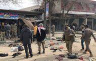 وقوع انفجاران وسط مدينة رأس العين شمال شرق سوريا