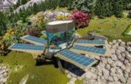 مهندس سوري يبتكر منزلًا مستقبليًا مستوحى من الزهور