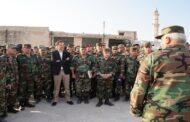 السلطات السورية تجري تغييراً لرئاسة ثلاثة فروع أمنية لديها في دير الزور والحسكة والرقة