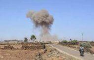"""الفرقة الرابعة  تفجر منزل """"أبو طارق الصبيحي"""" المتهم باستهداف حافلة عسكرية في المزيريب"""