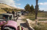 القوات الحكومية تستقدم المزيد من التعزيزات نحو ريف درعا الغربي.. والأهالي في حالة من الترقب والذعر