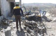 قوات الحكومة السورية تقصف مناطق بريف اللاذقية وقرى وبلدات بسهل الغاب في حماة