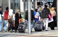 اليونان توقف لاجئين سوريين حاولوا التوجّه إلى فيينا كرياضيين