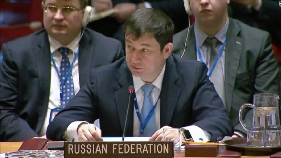 مسؤول روسي يشير لاحتمال توقف سوريا عن تعاونها مع منظمة حظر الأسلحة الكيميائية في حال قبول المقترح الفرنسي