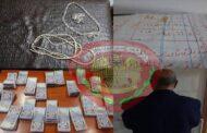 القبض على شخص استغل صيدلانية وسرق مصاغها في دمشق