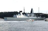 سفن حربية بريطانية ستبحر إلى البحر الأسود مع تصاعد التوترات بين أوكرانيا وروسيا