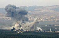القوات التركية والفصائل الموالية لها تقصف مواقع للقوات الكردية بريف حلب الشمالي