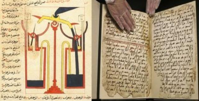 مخطوطات بلغات متعددة عمرها ألف عام في معرض بغداد