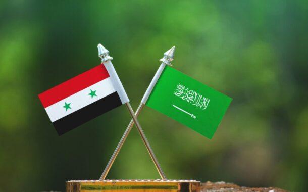 مسؤول في الخارجية السعودية ينفي إجراء محادثات مع دمشق