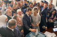 بشار الأسد يفوز بولاية رئاسية رابعة بنسبة 95% من الأصوات
