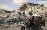 وقف إطلاق النار صامد بين غزة واسرائيل وجهود دبلوماسية لمساعدة القطاع