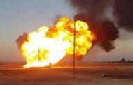 دير الزور.. مجموعة مسلحة تتبنى استهداف خط الغاز الواصل بين حقل الجبسة ومناطق سيطرة القوات الحكومية