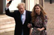 بوريس جونسون رئيس الوزراء البريطاني يتزوج للمرة الثالثة في