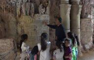 مهندس سوري يحوّل كهفا إلى متحف يحاكي تعاقب الحضارات